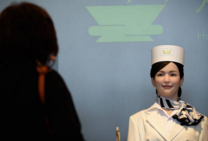 Japanese Robot Hotel Pictures