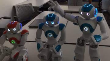Robots Real-Time Self-Awareness