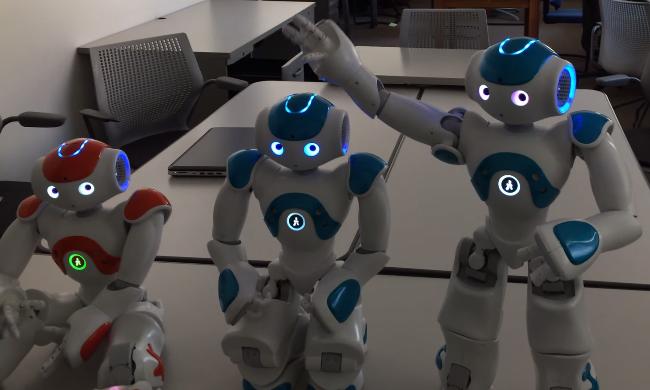 Robots Real-Time Self-Awareness