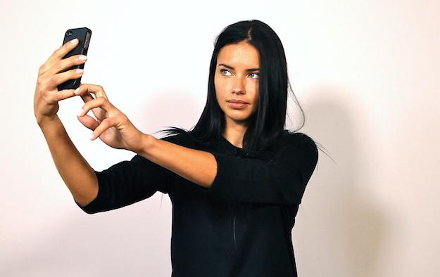 Selfies MasterCard