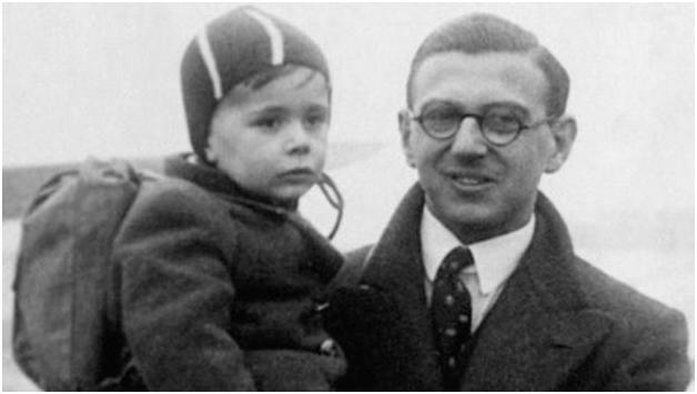 Holocaust Hero Children Story