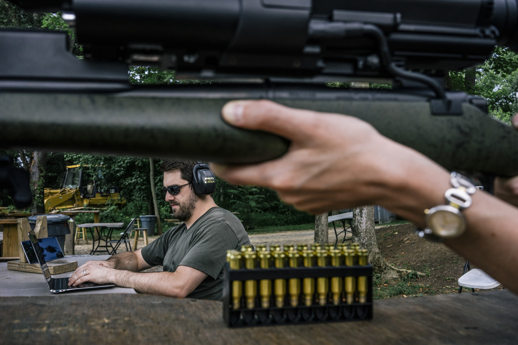 Hackers Smart Sniper Rifle Disabled
