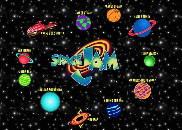 1990s Websites