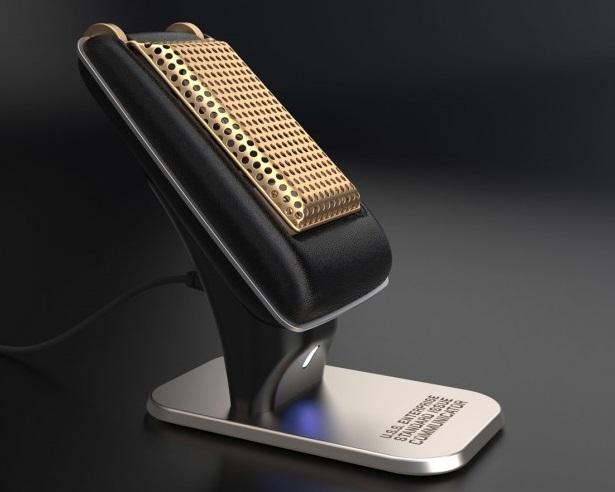 Star Trek Communicator Smartphone Accessory