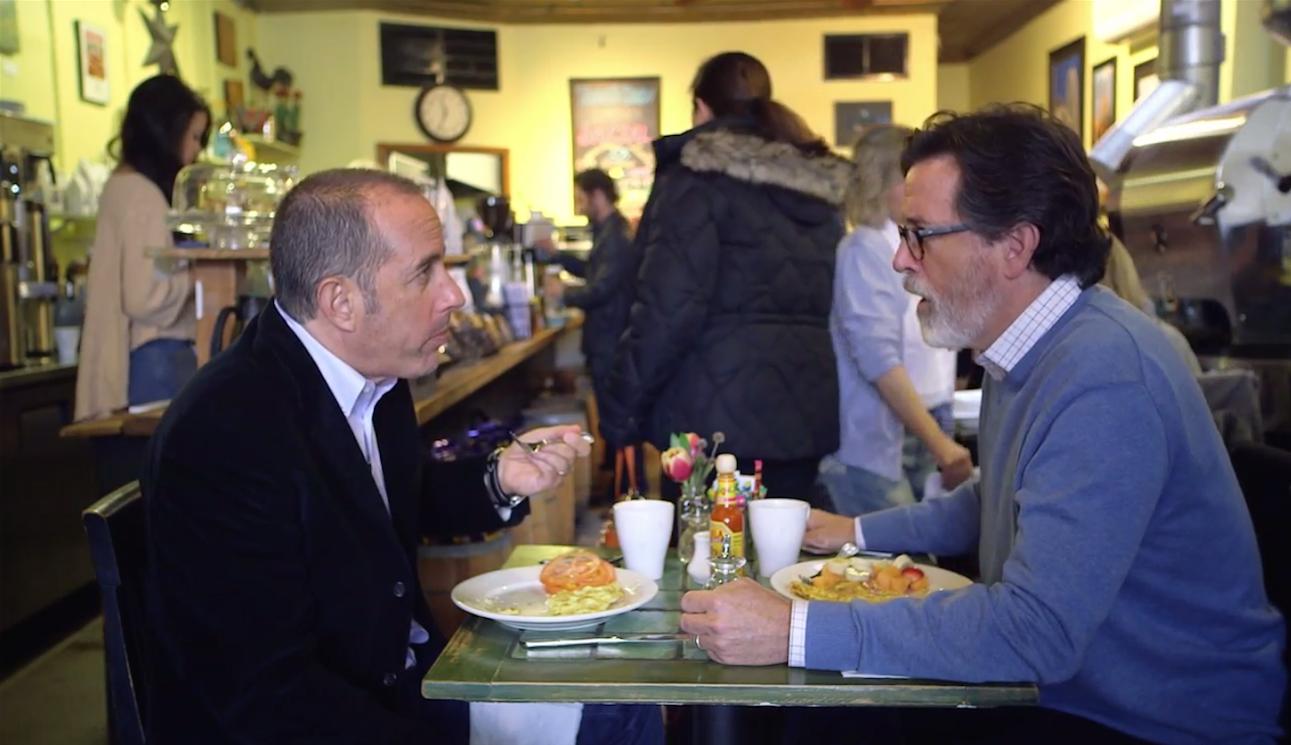 Stephen Colbert Comedians in Cars Getting Coffee