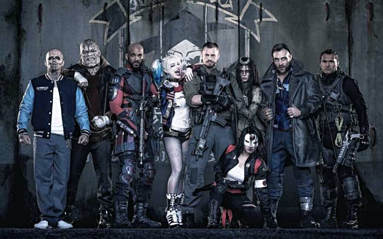 Suicide Squad Movie 2016 Cast