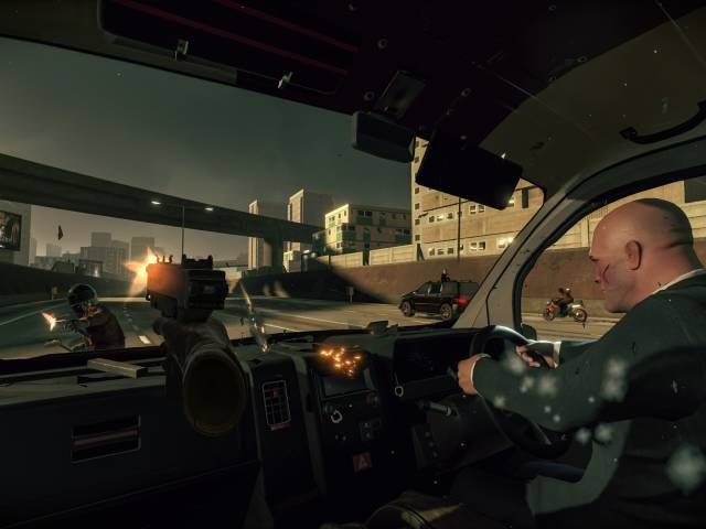 Project Morpheus The London Heist Preview
