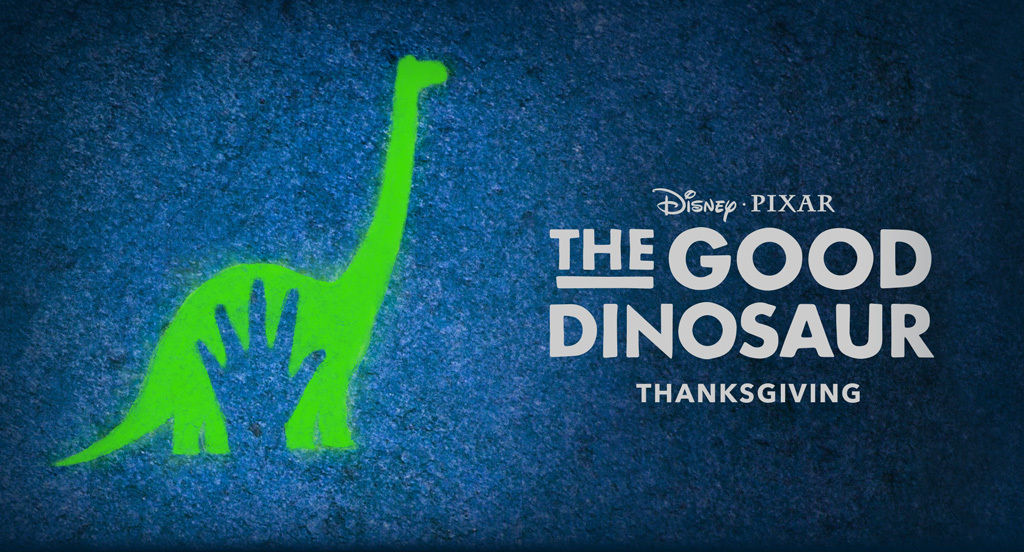 The Good Dinosaur Pixar Trailer