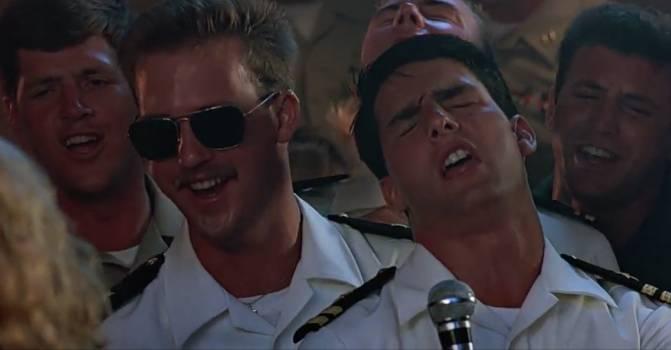 Tom Cruise Jimmy Fallon Top Gun Duet Video