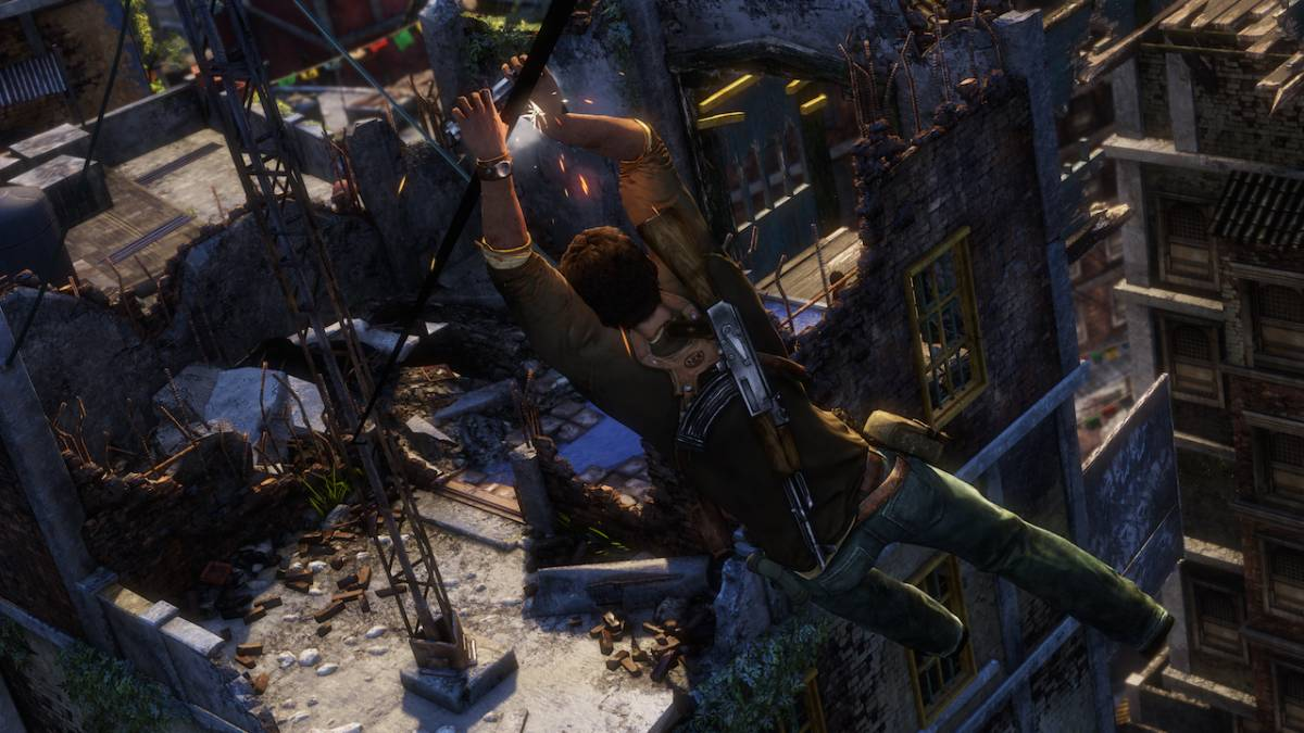 Uncharted: The Nathan Drake Collection Preview