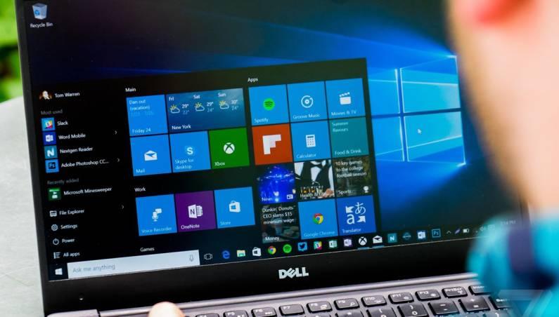 Windows 10 Start Menu Ads