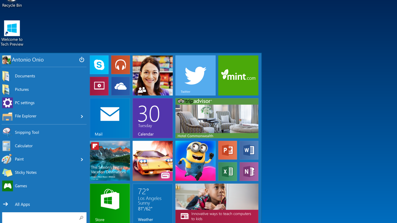 Evolution of Windows Operating System