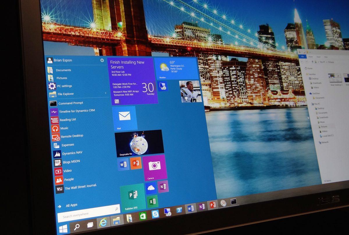 Windows Vs OS X