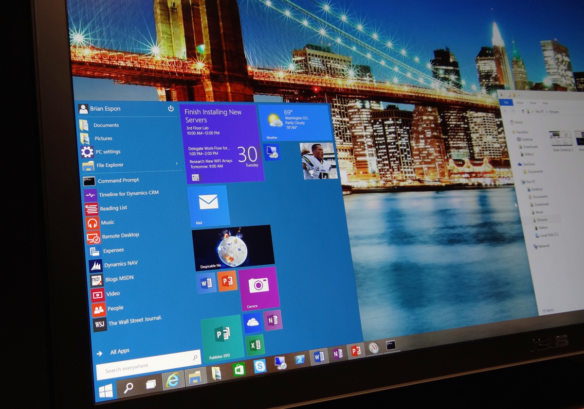 Microsoft Windows 10 Upgrade Trick