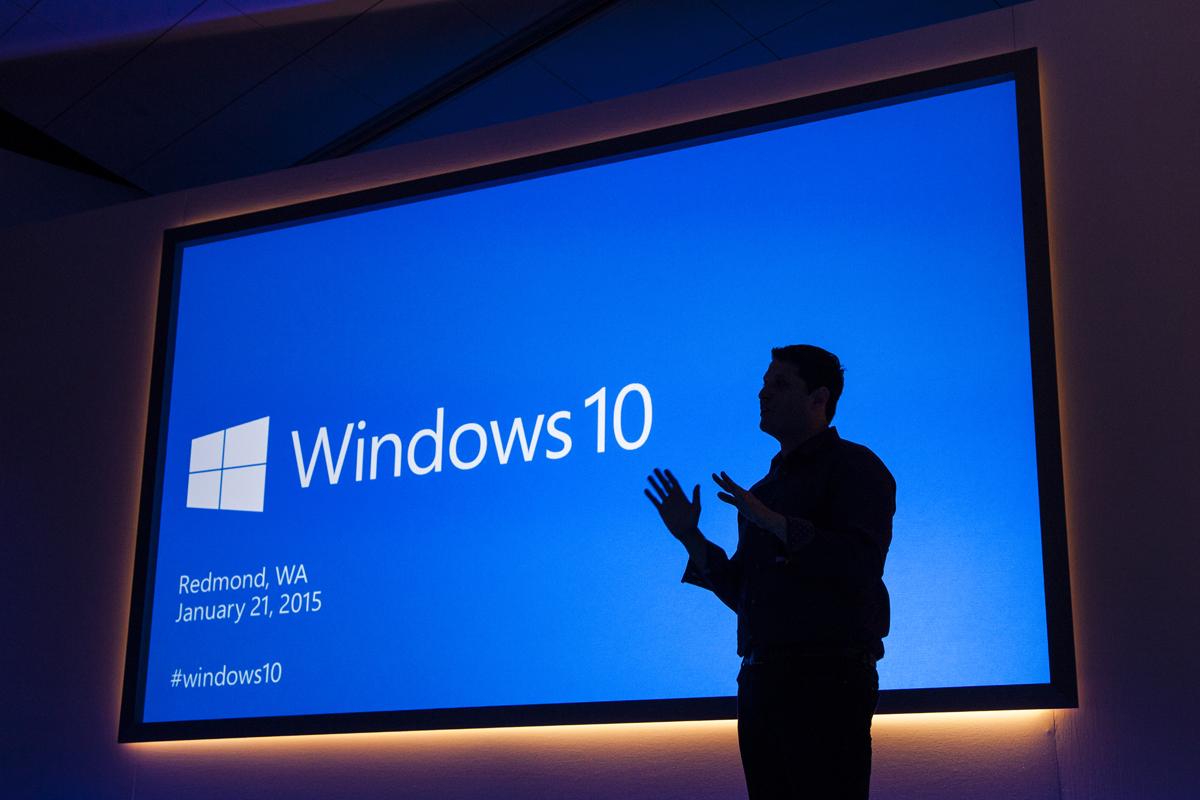 Forced Windows 10 Update