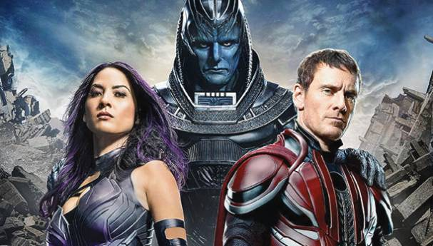 X-Men Apocalypse Photos