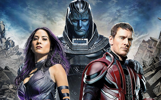 X-Men Apocalypse Trailer Date