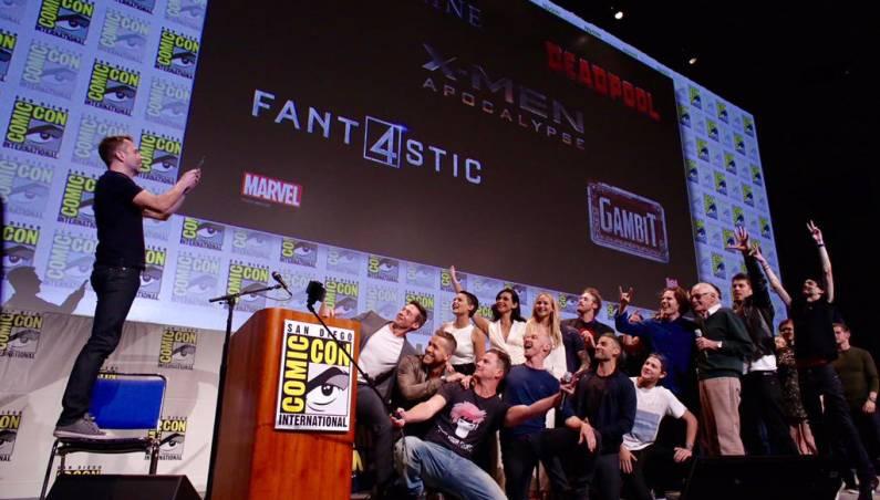 X-Men Apocalypse Deadpool Leaked Trailers