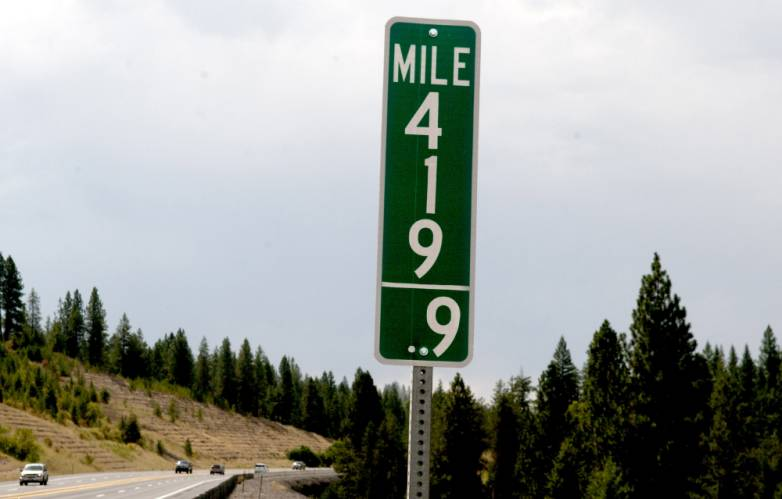 420 Mile Marker Theft