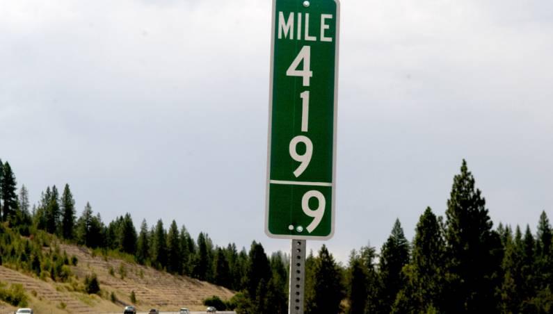 420 Mile Marker Theft