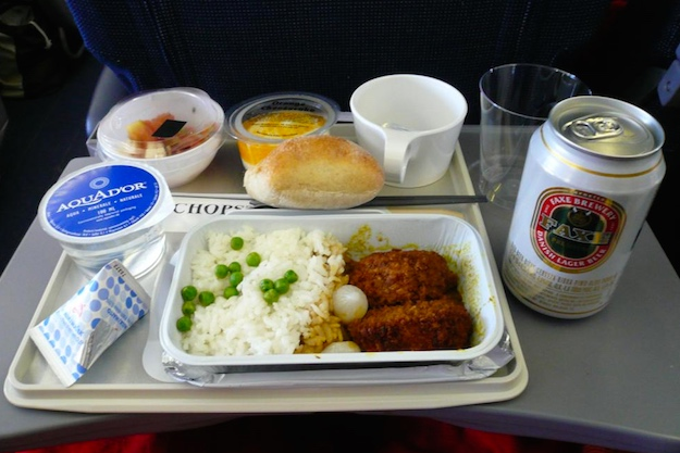 Airplane Food: Why Does It Taste So Bad