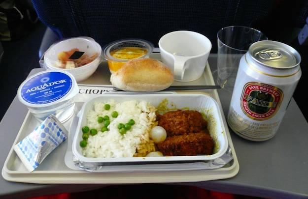 Airplane Food: Why Does It Taste So Bad