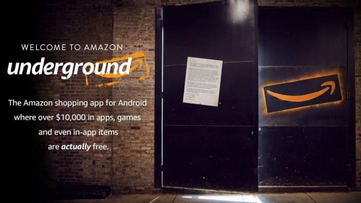 Amazon Underground Android Paid Apps Free