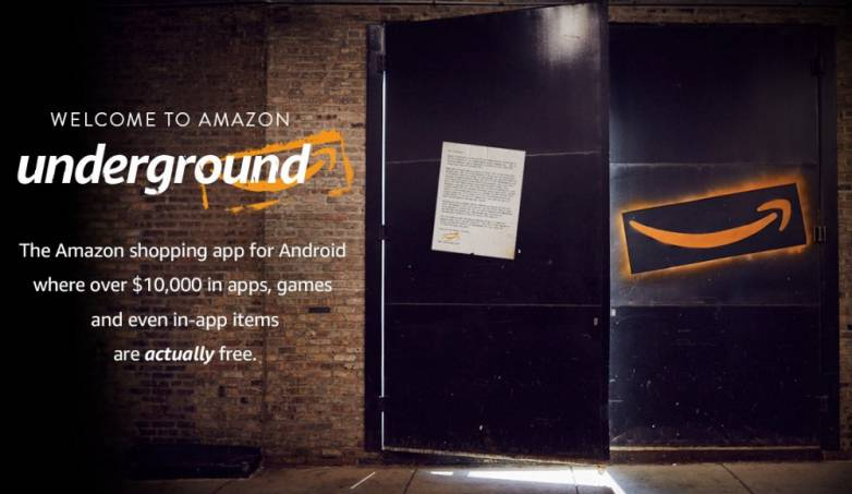 Amazon Underground Android Paid Apps Free