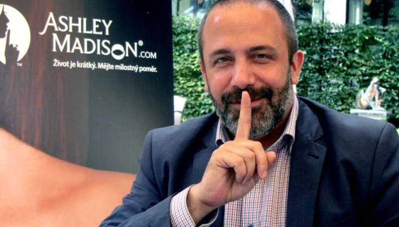 Ashley Madison Hack Spokesmodel Allegations