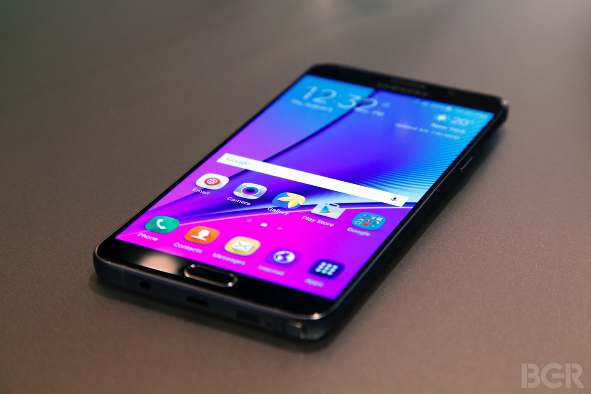 Galaxy Note 5 Review