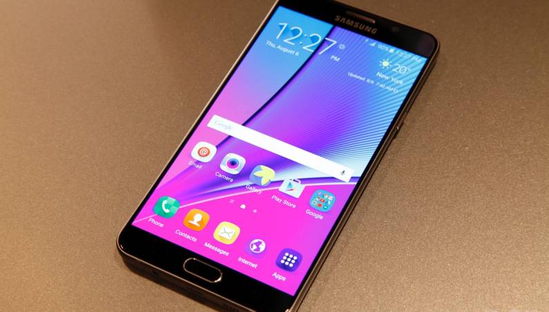Galaxy Note 5 Galaxy S6 edge+ Hands On