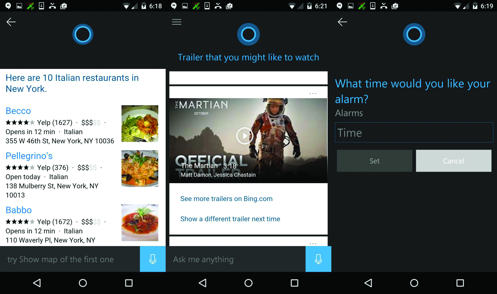 Download Cortana on Android Public Beta
