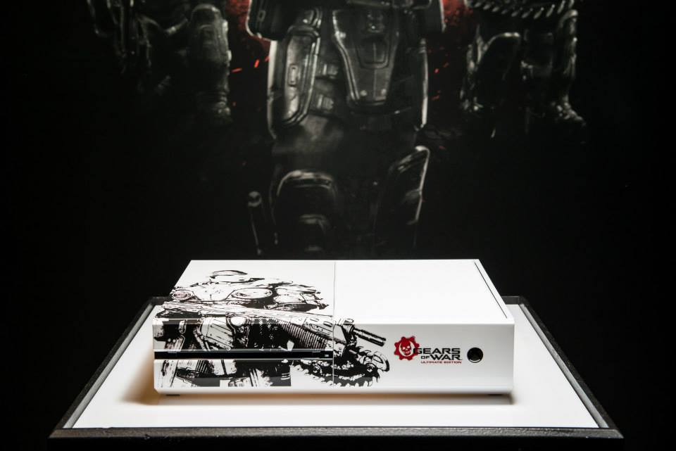 Giveaway Gears of War Ultimate Edition Xbox One