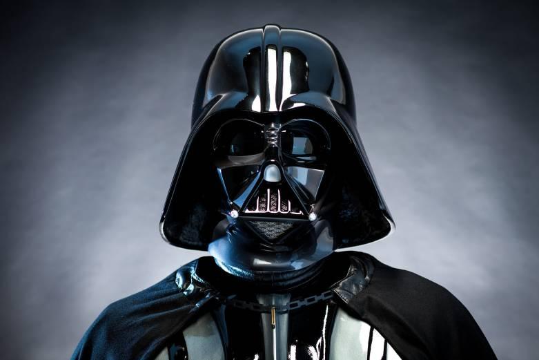 Darth Vader Daily Life Photos