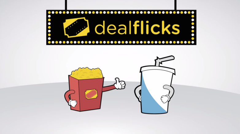 Dealflicks Cheap Movie Tickets