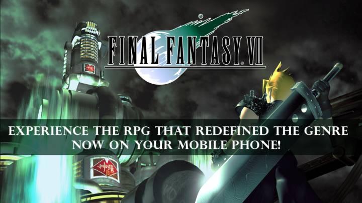 Final Fantasy 7 iPhone iPad Download