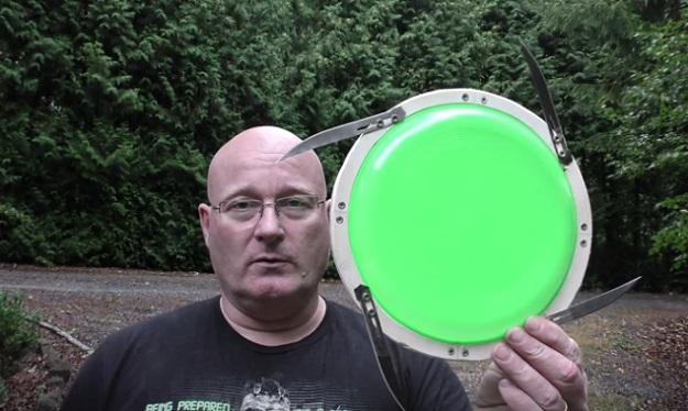 Frisbee Blades