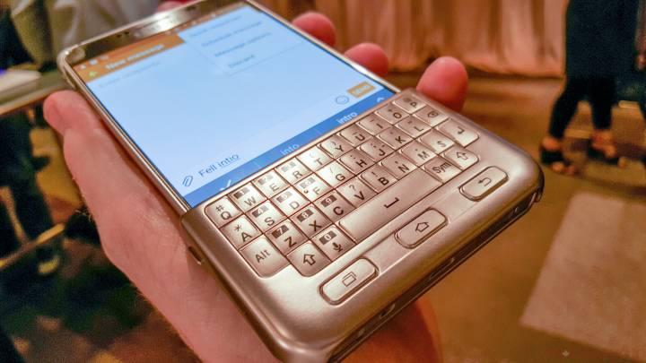 Galaxy Note 5 Keyboard Case