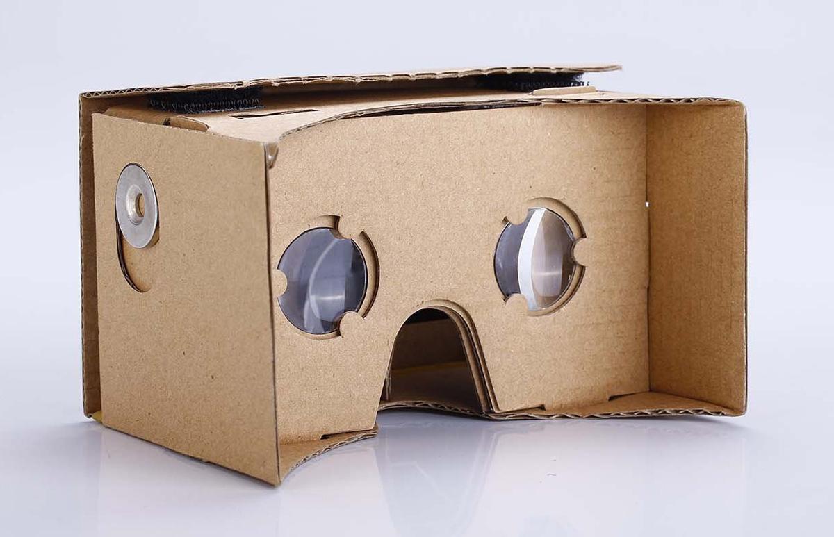 Cheap Virtual Reality Viewers