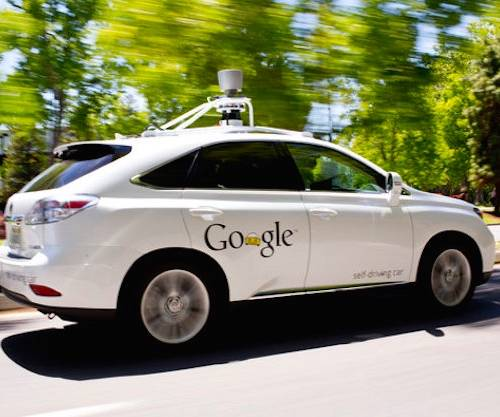 Google Self Driving Car Jobs $20