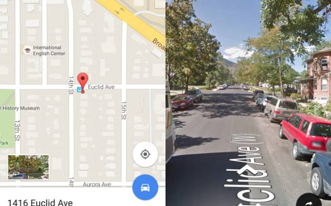 Google Maps Android Update Street View