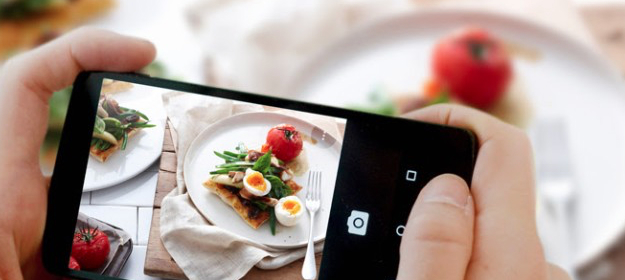 Google Maps Food Photos