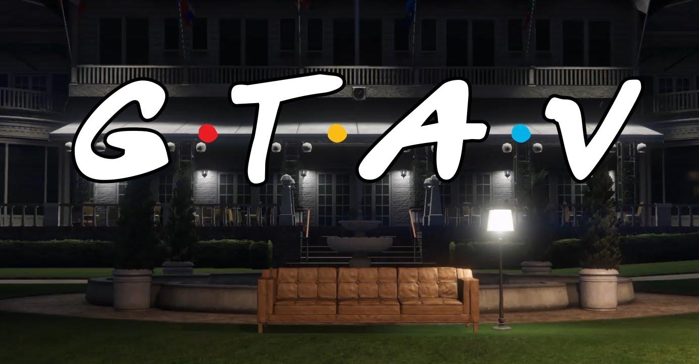 Friends Opening Credits GTA 5