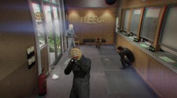 GTA 5 Security Camera Footage