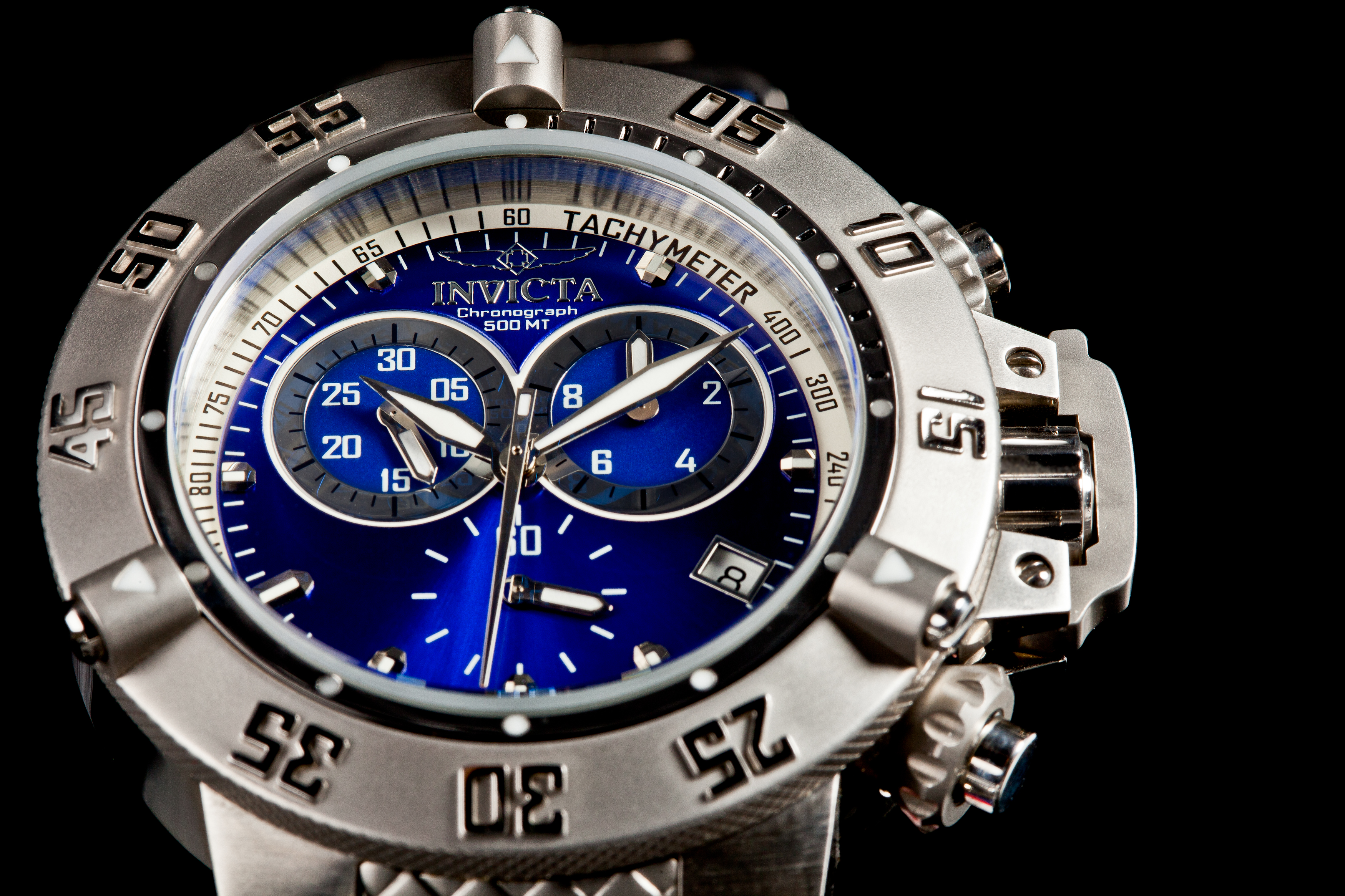 Amazon s deal of the day invicta watches starting at 60 bgr