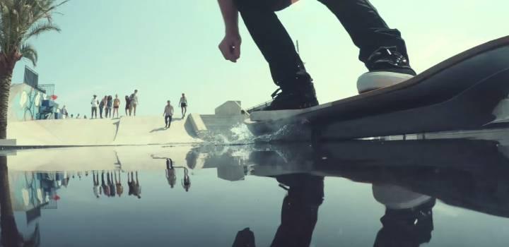 Lexus Slide Hoverboard Hands-on Video Demo