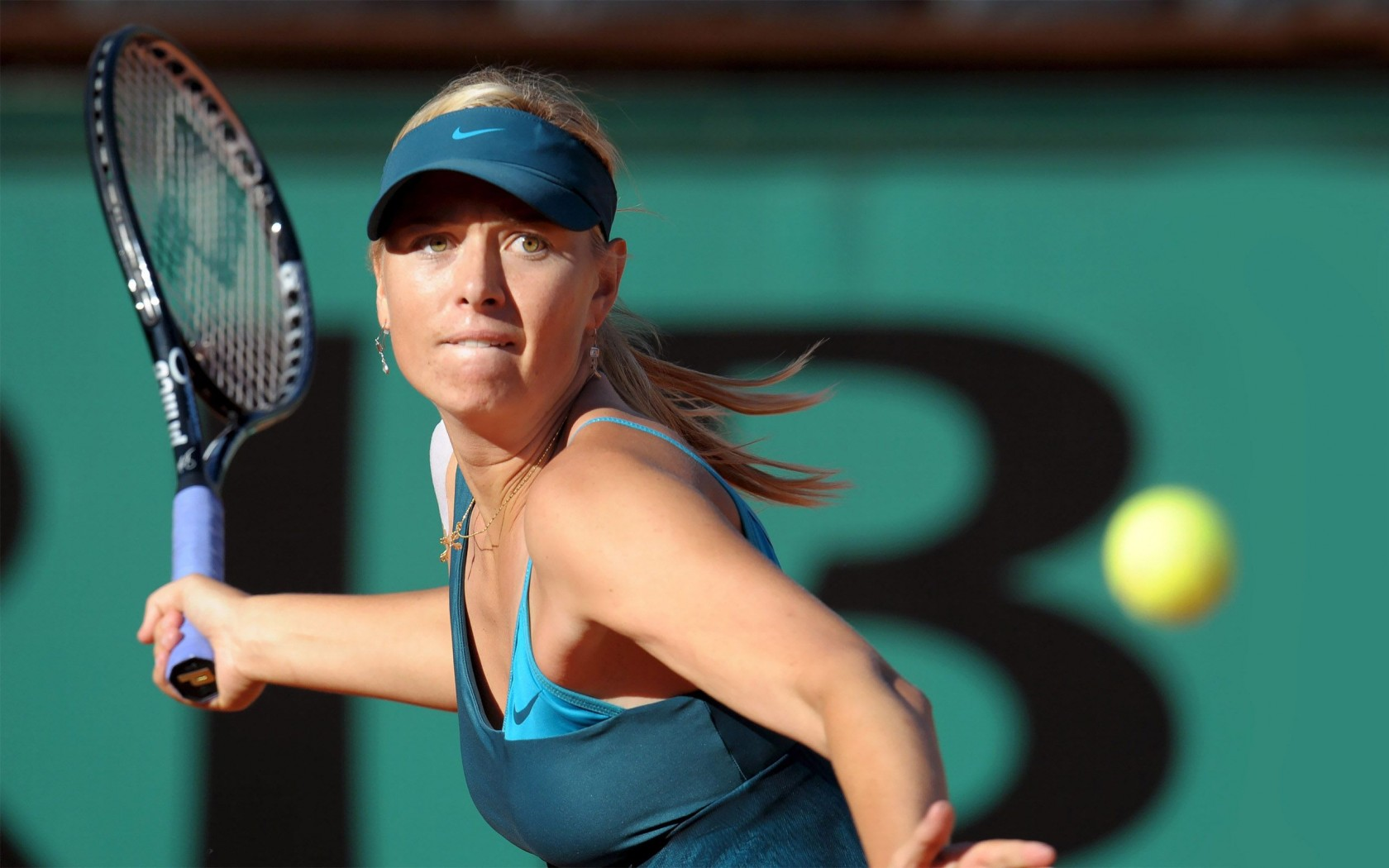 Maria Sharapova suspended for 2 years for failed test