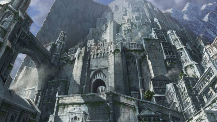 Lord Of The Rings Minas Tirith IndieGoGo