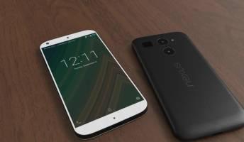 LG Nexus 5 (2015) Concept Images