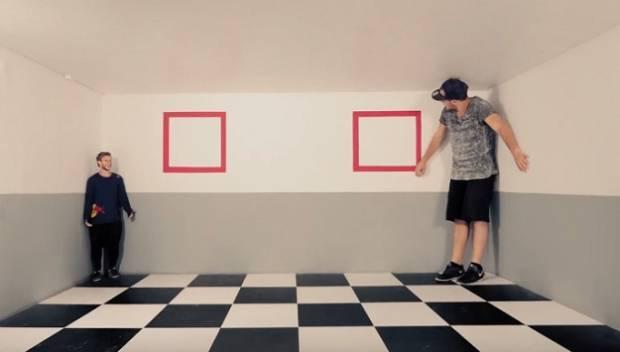 Optical Illusion Freerunning